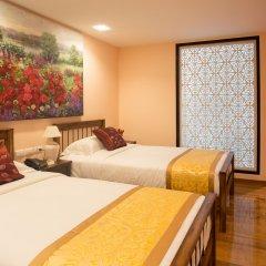 Отель Nine Design Place Таиланд, Бангкок - 1 отзыв об отеле, цены и фото номеров - забронировать отель Nine Design Place онлайн комната для гостей фото 2