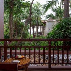 Отель Intercontinental Pattaya Resort Паттайя балкон