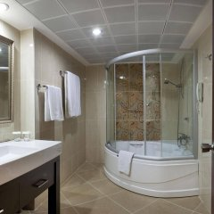 Meryan Hotel Турция, Окурджалар - отзывы, цены и фото номеров - забронировать отель Meryan Hotel - All Inclusive онлайн ванная