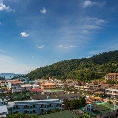 Отель BlueSotel Krabi Ao Nang Beach пляж