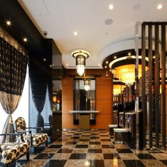APA Hotel Asakusa Kaminarimon интерьер отеля