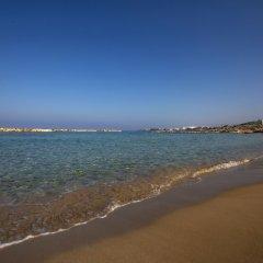 Отель Venus Beach Hotel Кипр, Пафос - 3 отзыва об отеле, цены и фото номеров - забронировать отель Venus Beach Hotel онлайн приотельная территория