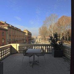 I Portici Hotel Bologna балкон