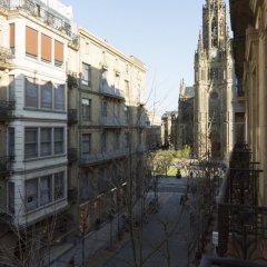 Отель SanSebastianForYou Loyola Apartment Испания, Сан-Себастьян - отзывы, цены и фото номеров - забронировать отель SanSebastianForYou Loyola Apartment онлайн балкон