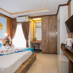 Отель Phunara Residence Патонг комната для гостей