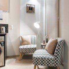 Отель Central Safe Smart Apartment Греция, Афины - отзывы, цены и фото номеров - забронировать отель Central Safe Smart Apartment онлайн удобства в номере фото 2
