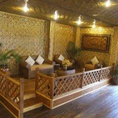 Отель Paradise Inle Resort сауна
