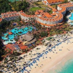 Отель Occidental Caribe - All Inclusive Доминикана, Игуэй - отзывы, цены и фото номеров - забронировать отель Occidental Caribe - All Inclusive онлайн приотельная территория