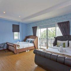 Отель Jomtien Sea Villa комната для гостей фото 4
