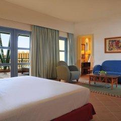 Отель Strand Beach and Golf Taba Heights комната для гостей фото 3