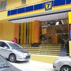 Отель 7 Days Inn городской автобус