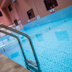 Отель Les Ambassadeurs Марокко, Касабланка - отзывы, цены и фото номеров - забронировать отель Les Ambassadeurs онлайн бассейн фото 3