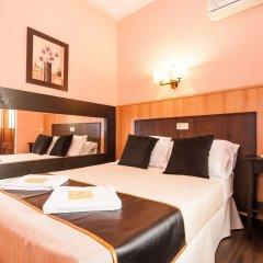Отель Hostal Gallardo Испания, Мадрид - 1 отзыв об отеле, цены и фото номеров - забронировать отель Hostal Gallardo онлайн комната для гостей фото 3