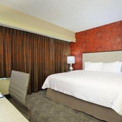 Отель Hampton Inn & Suites Columbus - Downtown США, Колумбус - отзывы, цены и фото номеров - забронировать отель Hampton Inn & Suites Columbus - Downtown онлайн комната для гостей фото 4