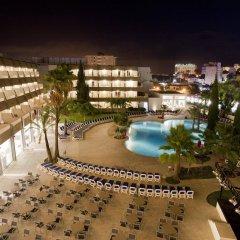 Отель Mar Hotels Rosa del Mar & Spa балкон