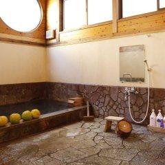Отель Shinkiya Ryokan Япония, Беппу - отзывы, цены и фото номеров - забронировать отель Shinkiya Ryokan онлайн ванная