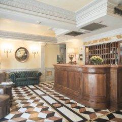 Отель Donatello Италия, Рим - 1 отзыв об отеле, цены и фото номеров - забронировать отель Donatello онлайн интерьер отеля фото 2