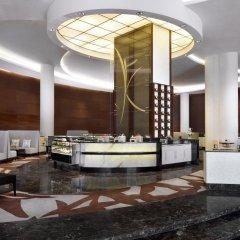 Отель The Address Dubai Marina Дубай интерьер отеля фото 2