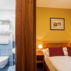 Wellness Hotel Step Прага комната для гостей фото 2