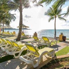 Отель Novotel Samui Resort Chaweng Beach Kandaburi пляж фото 2