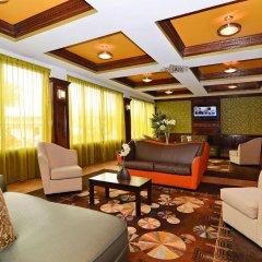 Отель Quality Inn & Suites New York Avenue интерьер отеля фото 2