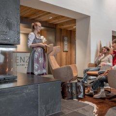 Отель Alpenhotel Enzian Зёльден интерьер отеля фото 3