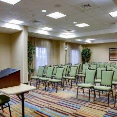 Отель Fairfield Inn And Suites By Marriott Lake City Лейк-Сити помещение для мероприятий фото 2
