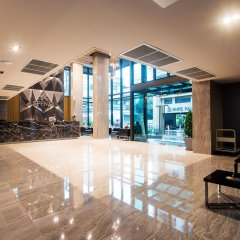 Отель SPENZA Бангкок интерьер отеля