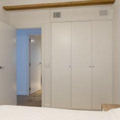 Отель ApartUP L' Almoina сейф в номере