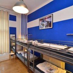 Kiez Hostel Berlin комната для гостей фото 4