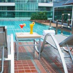 Отель Amora Neoluxe Бангкок бассейн фото 2