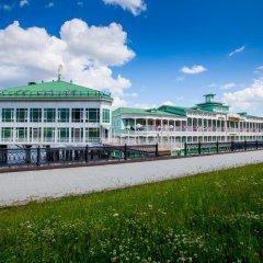 Отель Волжская Жемчужина Ярославль пляж