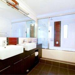 Отель Platinum International ванная фото 2