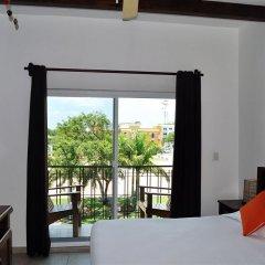 Отель La Pasion Hotel Boutique Мексика, Плая-дель-Кармен - отзывы, цены и фото номеров - забронировать отель La Pasion Hotel Boutique онлайн комната для гостей фото 5