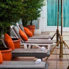 Отель Avana Bangkok Таиланд, Бангкок - отзывы, цены и фото номеров - забронировать отель Avana Bangkok онлайн бассейн