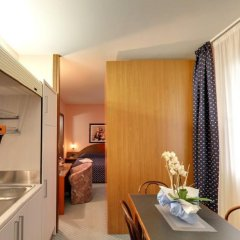 Отель Appartamenti Rosa Абано-Терме в номере фото 2