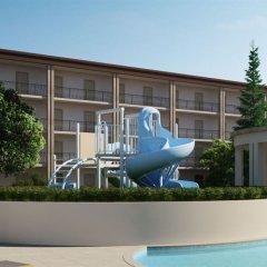 Отель Azurro Болгария, Солнечный берег - отзывы, цены и фото номеров - забронировать отель Azurro онлайн балкон