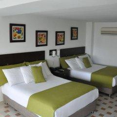 Отель Arhuaco Колумбия, Санта-Марта - отзывы, цены и фото номеров - забронировать отель Arhuaco онлайн комната для гостей фото 3