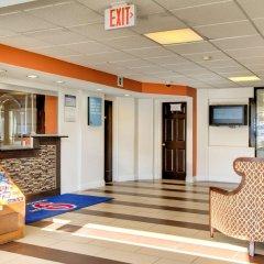 Отель Motel 6 Washington D.C. США, Вашингтон - отзывы, цены и фото номеров - забронировать отель Motel 6 Washington D.C. онлайн интерьер отеля