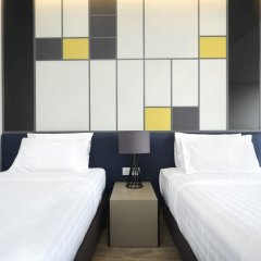 Отель The Quarter Ladprao By Uhg Бангкок комната для гостей фото 5