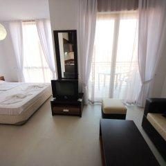 Отель Menada Rainbow Apartments Болгария, Солнечный берег - отзывы, цены и фото номеров - забронировать отель Menada Rainbow Apartments онлайн комната для гостей фото 9