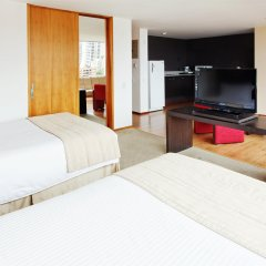 Отель Holiday Inn Express Medellin удобства в номере фото 2