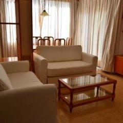 Отель Apartamentos Turisticos es Daus Испания, Сант Джордин де Сес Салинес - отзывы, цены и фото номеров - забронировать отель Apartamentos Turisticos es Daus онлайн комната для гостей фото 3