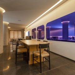 Отель Be Mate Condesa Мехико гостиничный бар