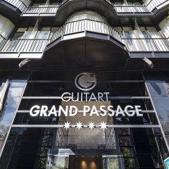 Отель Guitart Grand Passage Испания, Барселона - отзывы, цены и фото номеров - забронировать отель Guitart Grand Passage онлайн городской автобус