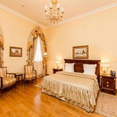 Гостиница Петровский Путевой Дворец 5* Стандартный номер с двуспальной кроватью фото 12