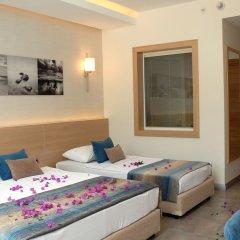 Kervansaray Marmaris Hotel & Aparts Мармарис комната для гостей фото 3