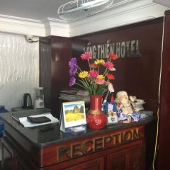 Hong Thien Backpackers Hotel интерьер отеля фото 3