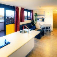 Отель Apartamentos Turísticos Bahía de Boó комната для гостей