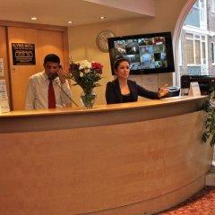 Elysee Hotel интерьер отеля